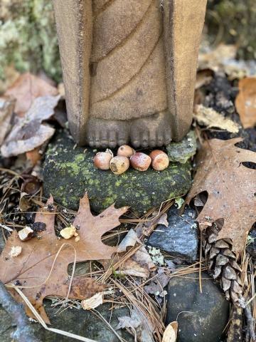 Jizo figure