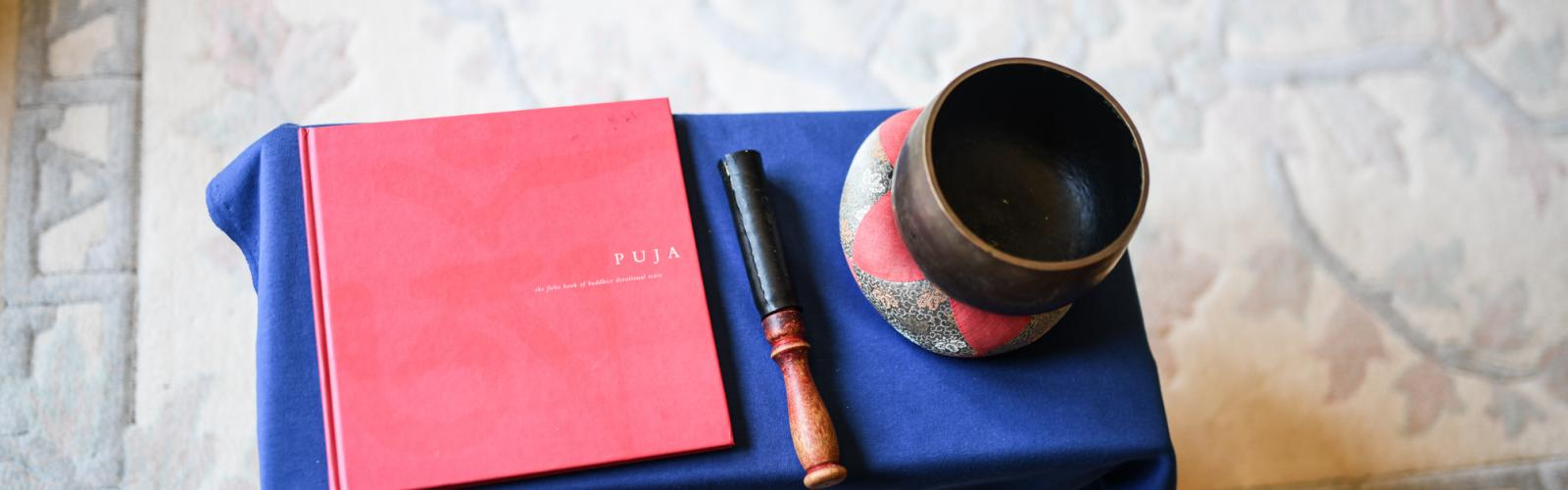 Puja Book