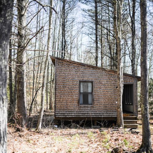 Aryaloka Solitary Hut